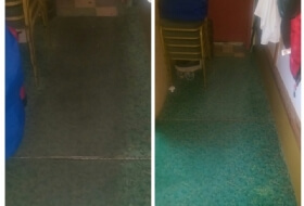 restaurant carpet cleaning Bedford